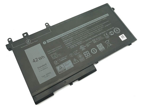 dell 3DDDG Laptop-Akku