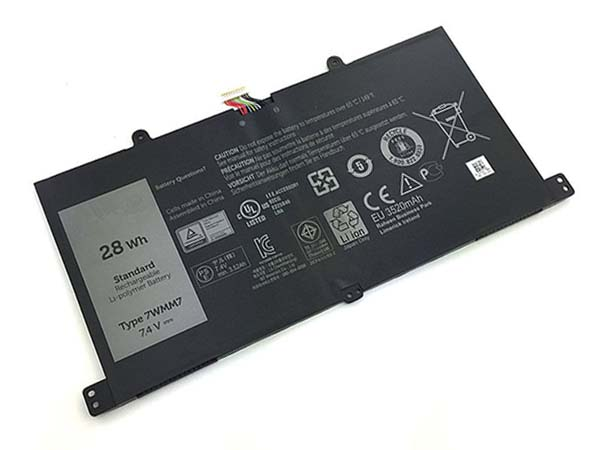 dell 7WMM7 Laptop-Akku