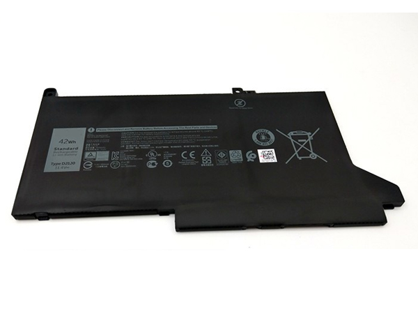 dell DJ1J0 Laptop-Akku