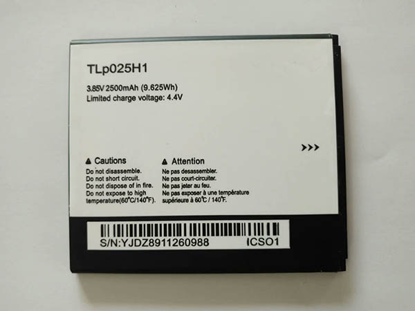 Alcatel TLP025H1 Adapter
